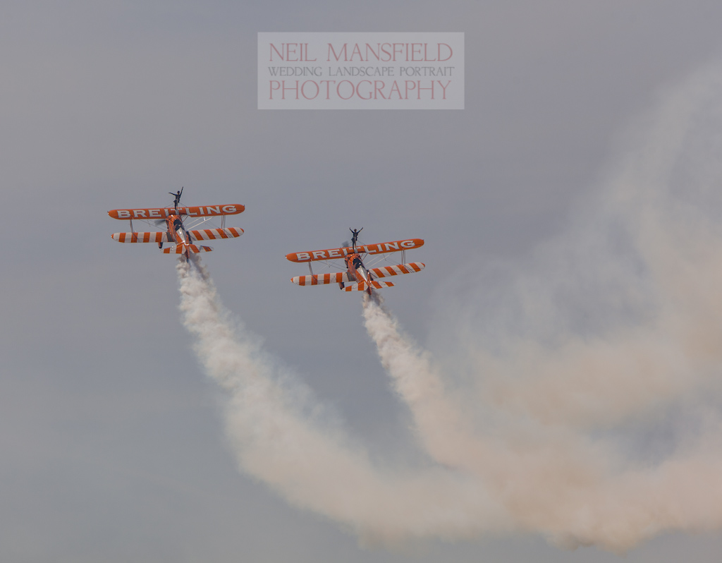Photography at the Wales National Air Show