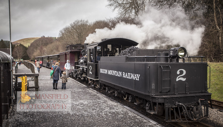 Brecon Mountain railway photographs-002